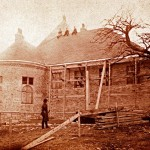 Construction of the Patten Free Library