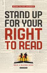 Stand Up For Your Right to Read Graphic