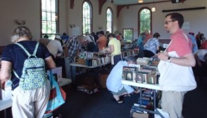 Annual Heritage Days Book Sale