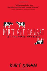 Don't Get Caught book cover