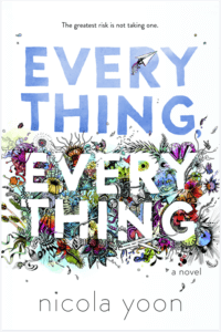 Everything, Everything book over