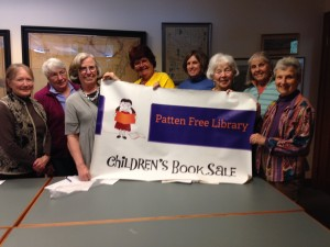 FRIENDS OF PFL PLANNING CHILDREN BOOK SALE 2015