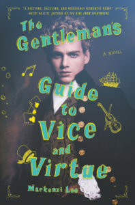 The Gentleman's Guide to Vice and Virtue book cover