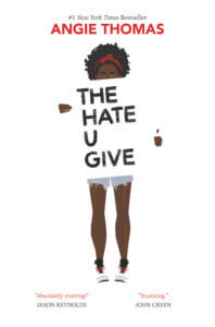 Hate U Give book cover