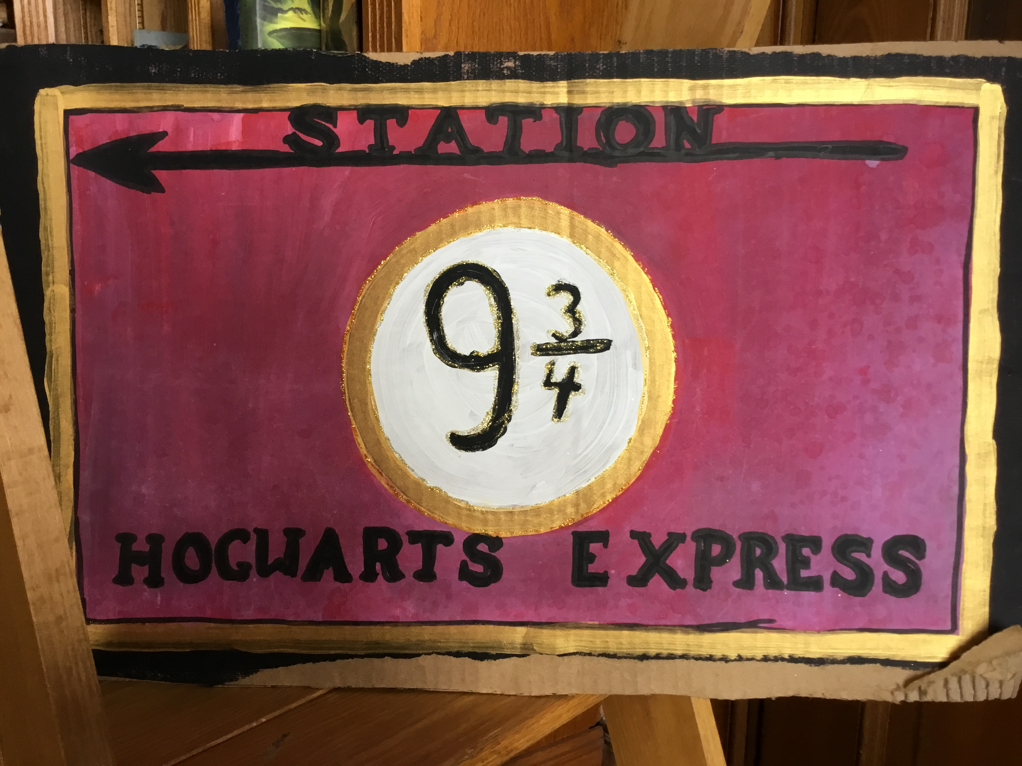 Harry Potter Escape Room: Can you find the golden snitch