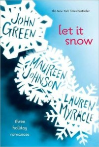 Let It Snow Book Cover