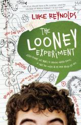 The Looney Experiment by Luke Reynolds book cover