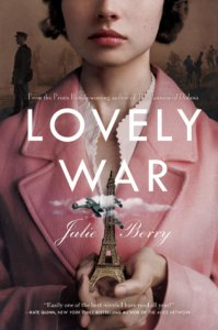 Lovely War by Julie Berry book cover