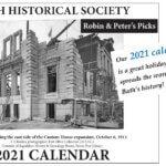 2021 Bath Historical Society Calendar