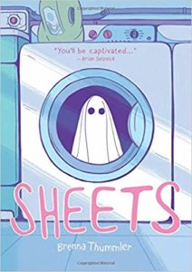 Sheets by Brenna Thummler cover image