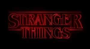 """Stranger Things"" logo"