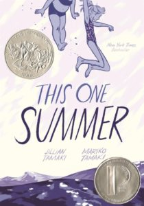 This One Summer book cover