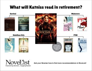 What Will Katniss Read in Retirement? List