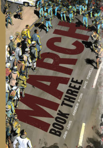 March: Book Three Book Cover