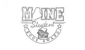 Maine Student Book Award logo