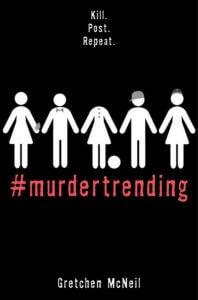 #murdertrending Book Cover