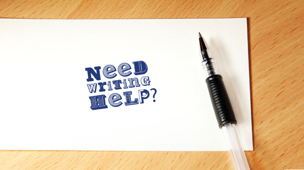 Help on writing